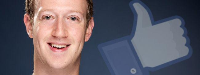Facebook, il 90% degli utenti sono mobile
