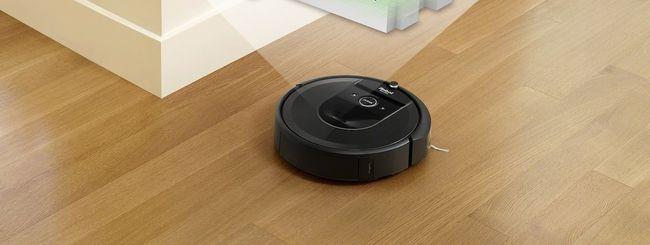 iRobot presenta Roomba i7+