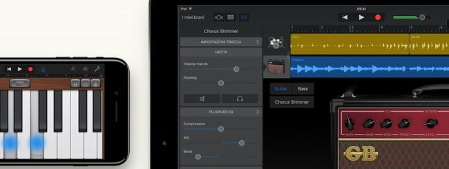 iOS 11: Apple promette un fix per GarageBand