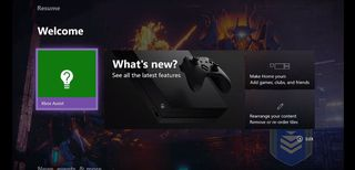 Xbox One, disponibile il Fall Update