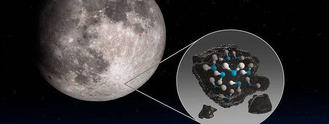 NASA, l'annuncio ufficiale: c'è acqua sulla Luna
