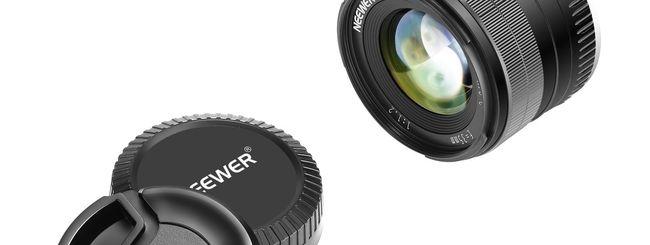 Neewer 35mm f/1.2: un obiettivo economico e veloce