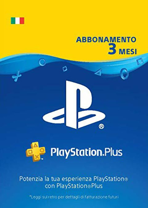 PlayStation Plus Abbonamento 3 Mesi