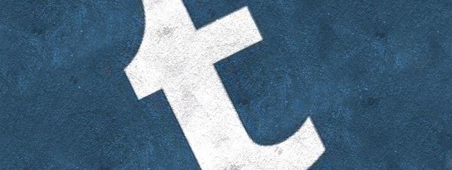 Tumblr via da App Store: contenuti con minori?