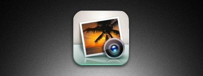 Installare iPhoto su iPad e iPod Touch non supportati
