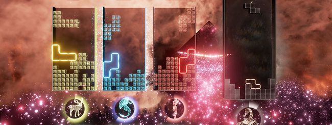 Tetris Effect: Connected, i mattoncini su Xbox Series X