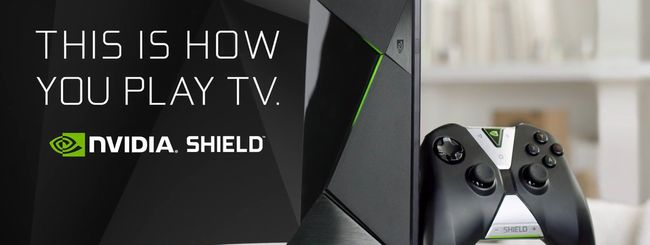 Nvidia Shield, console Android TV all-in-one