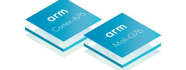 Samsung e ARM, processori mobile più veloci