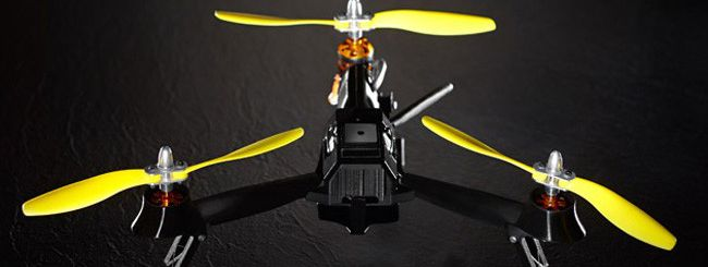 The Pocket Drone conquista Kickstarter