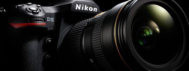 Nikon D5, un nuovo punto di riferimento