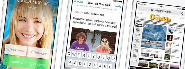 Apple rilascia iOS 7.1 agli sviluppatori