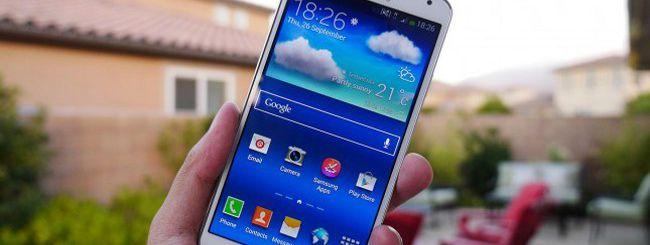 Arriva il Samsung Galaxy Note 3 Lite