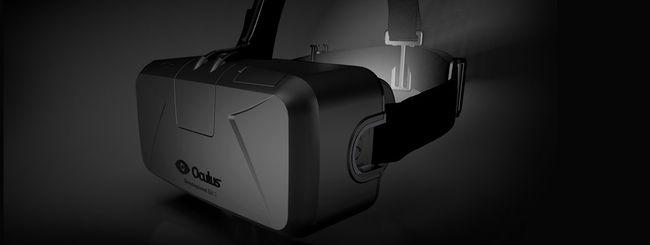 Facebook, con Oculus verso la realtà virtuale