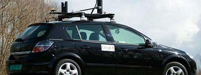 Google Car, un cieco al volante