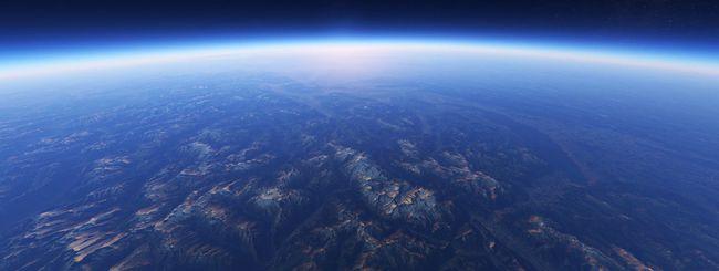 Il nuovo Google Earth