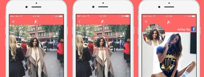 Facezam, l'app che trova il profilo Facebook da una foto è una bufala