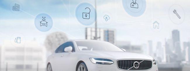Volvo rilascia un'app per servizi di concierge