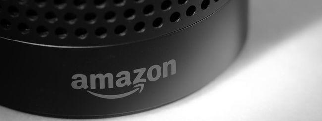 Amazon, la beneficenza si fa con Alexa