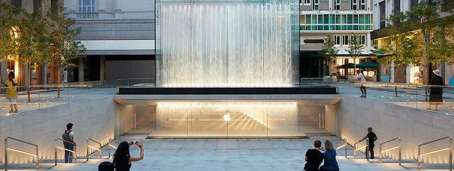 Apple presenta lo Store di Piazza Liberty a Milano