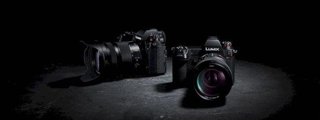 Panasonic lancia le Lumix S1 e S1R