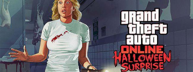 GTA 5: i contenuti di Halloween per GTA Online