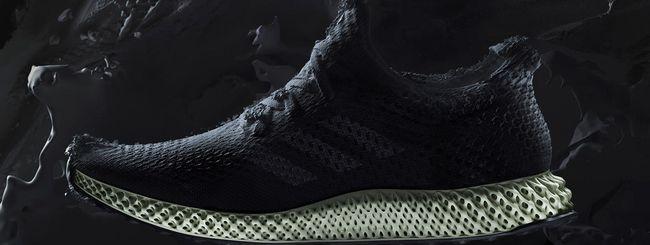 Scarpe e stampanti 3D: le FutureCraft 4D di Adidas