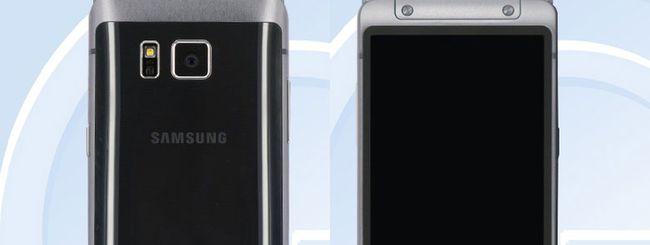 """Samsung annuncerà un Galaxy S6 """"flip phone""""?"""