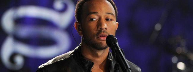 John Legend live per Spotify e Radio Deejay