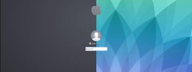 OS X Yosemite, personalizzare la schermata di Log In del Mac