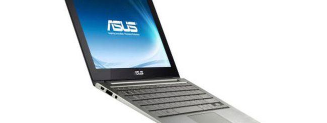 Ultrabook: ASUS e Acer riducono le stime di vendita