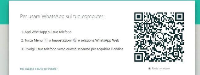WhatsApp: chiamate e videochiamate anche dal Web