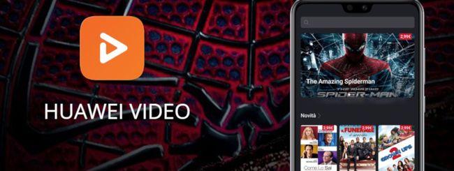 Huawei Video allarga i suoi orizzonti