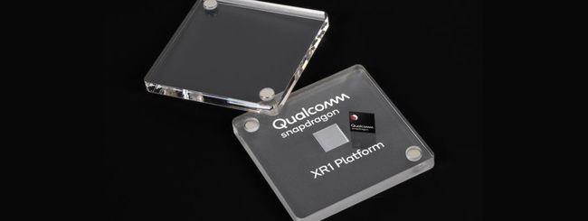 Snapdragon XR1, chip Qualcomm per visori AR/VR