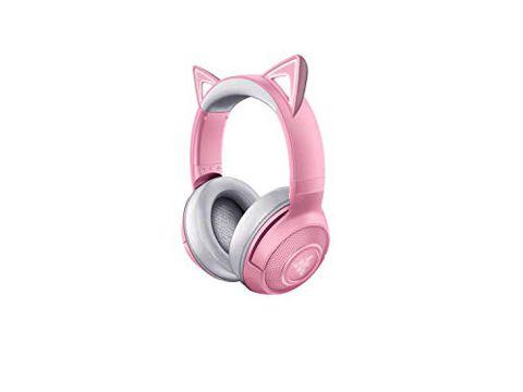 Razer Kraken Bluetooth Kitty Cuffie Wireless con Orecchie da Gatto