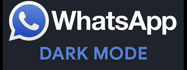 WhatsApp: il tema nero anche su PC, Mac e Web app