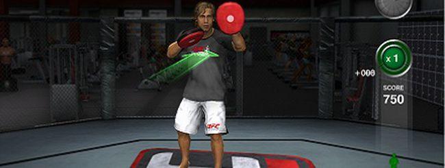 UFC Trainer, l'allenamento di THQ per PS3, Xbox 360 e Wii