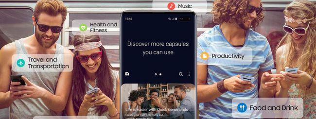 Samsung Bixby Marketplace disponibile in Italia