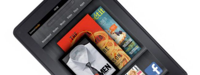Amazon cala l'asso: in arrivo il Kindle Fire (update)