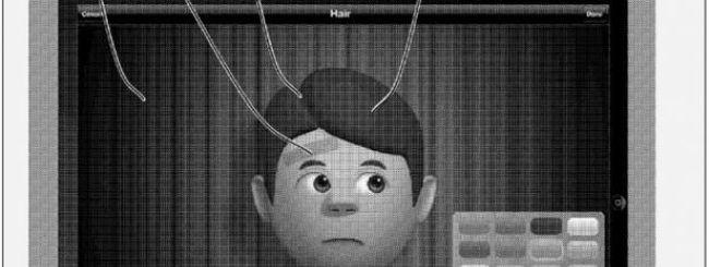Apple mostra un avatar 3D nel brevetto di un'app