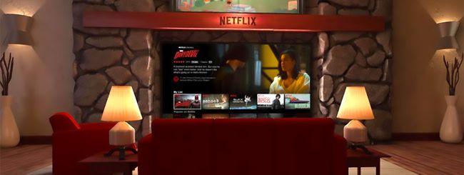 Realtà virtuale: Netflix VR e Google Daydream View