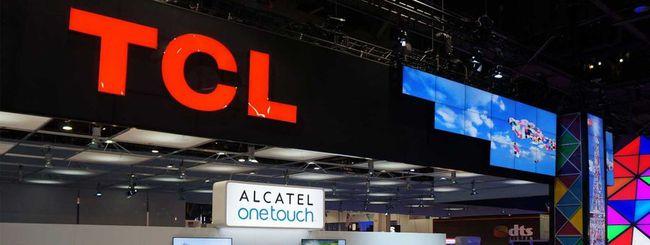 TCL realizzerà i futuri smartphone di BlackBerry