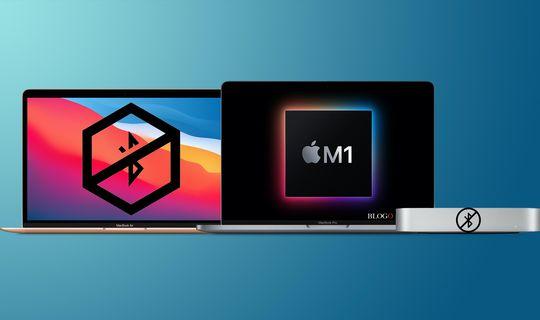 Mac con M1, problemi di connettività Bluetooth