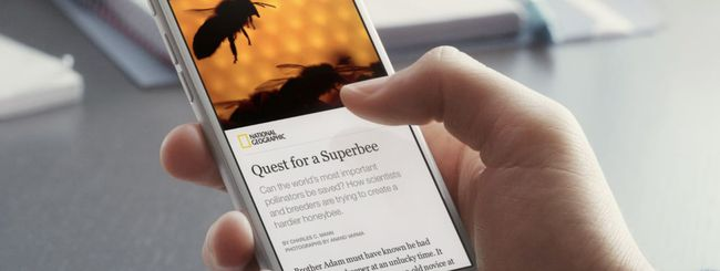 Facebook Instant Articles: le notizie sui social