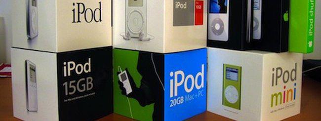 iPod compie 10 anni