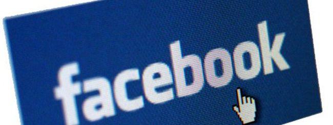 Facebook: password per le app e amici fidati