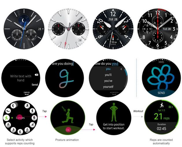 Samsung Gear S2 Value Pack