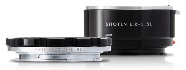 Nuovi adattatori per Leica annunciati da Shoten
