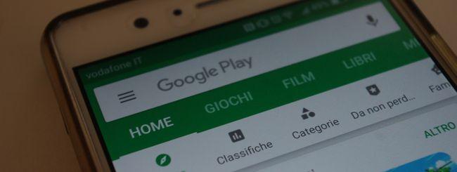 Google Play Store avrà il suo programma fedeltà?
