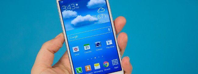 Samsung Galaxy S5: riconoscerà impronte e retina