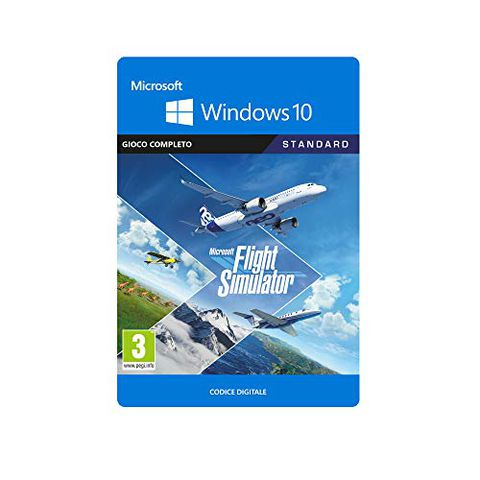 Microsoft Flight Simulator Standard (Codice per PC)